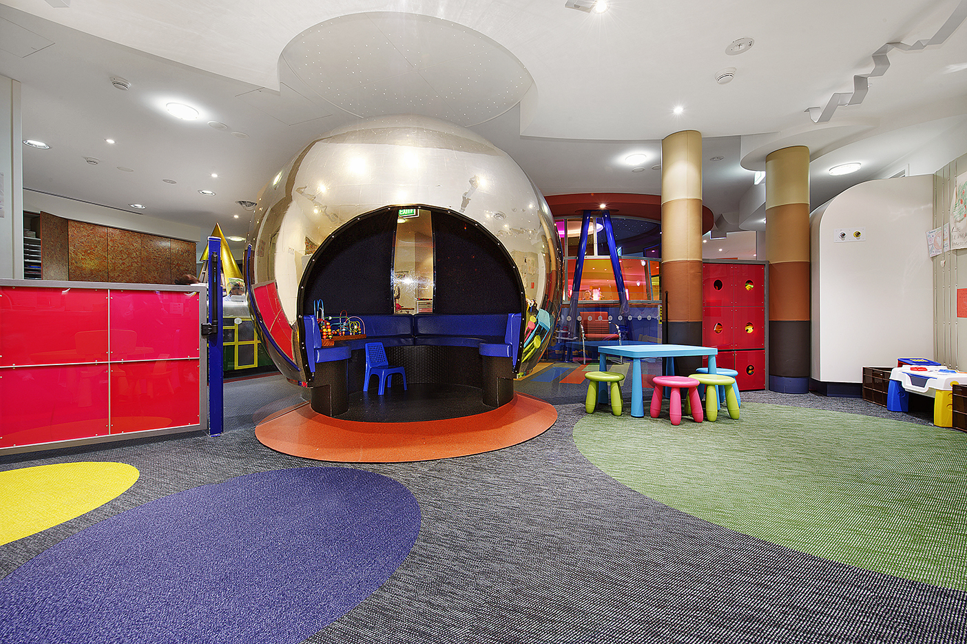 Cabrini Childrens Centre, Australia (1)