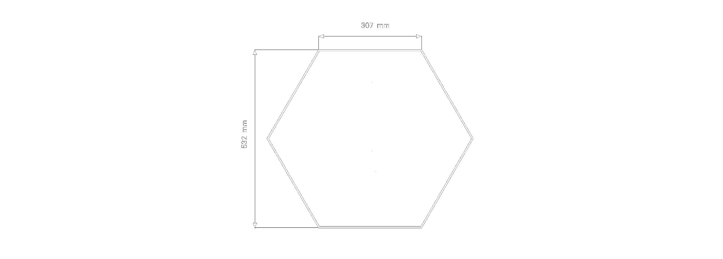 Hexagon Specifications