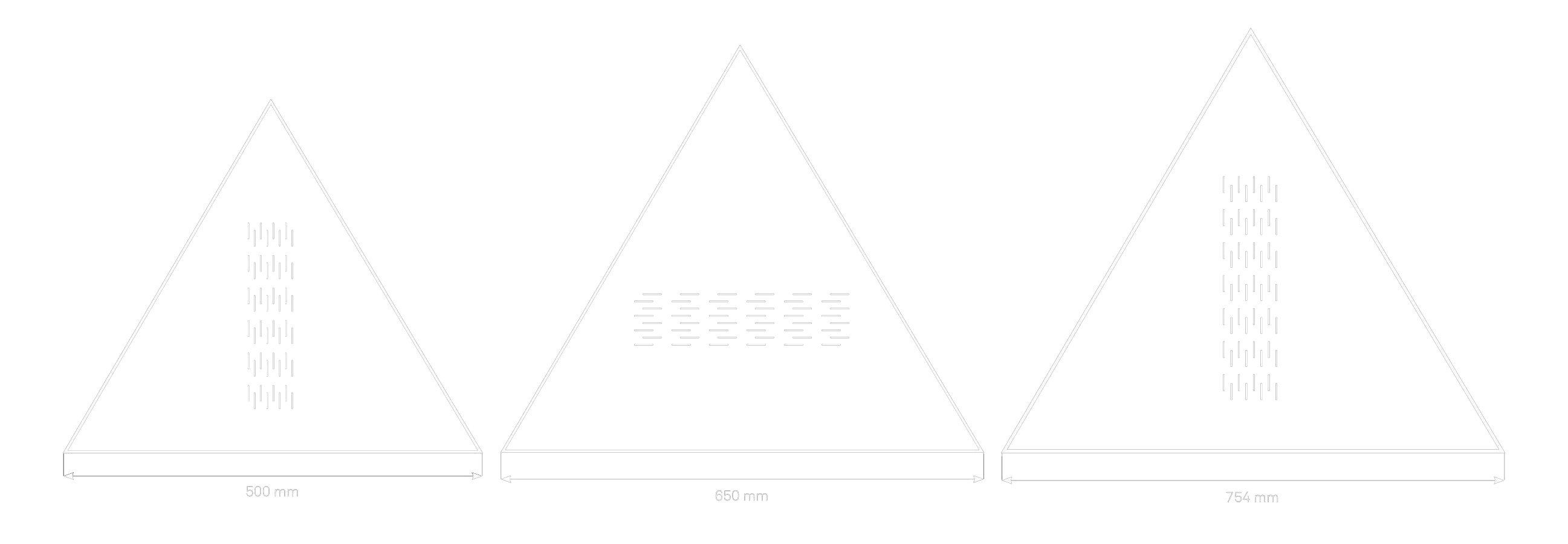 Triangle Specifications
