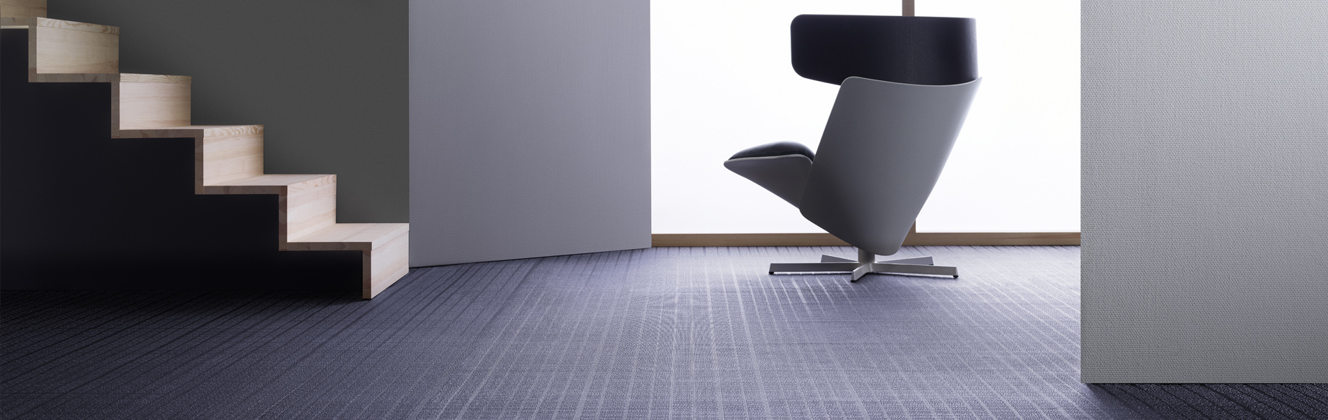 BOLON By You Grid Grey Lavender Gloss - Gallery