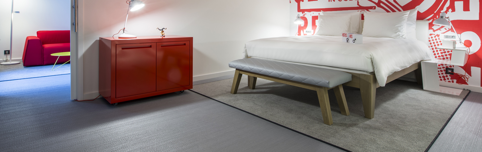 Radisson Red Brussels, Belgium - Gallery