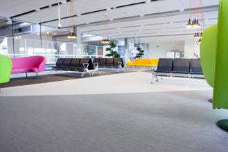 Landvetter Airport, Sweden - Tile