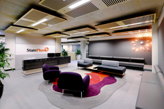 State Super Financial Services, Australia - Tile