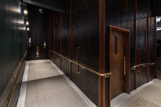 The Fleming Hotel, Hong Kong - Tile
