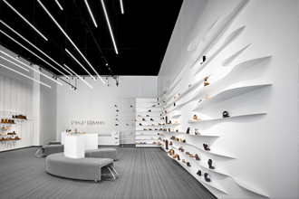 Eisenmans Shoe Store, USA - Tile