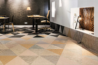 Philips Showroom, Poland - Tile